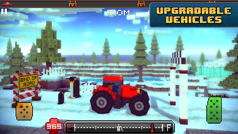 Blocky Roads Screenshot 30