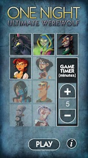 One Night Ultimate Werewolf - the App - YouTube
