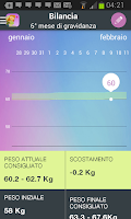 Screenshot of PinkUp Gravidanza, La Tua APP.