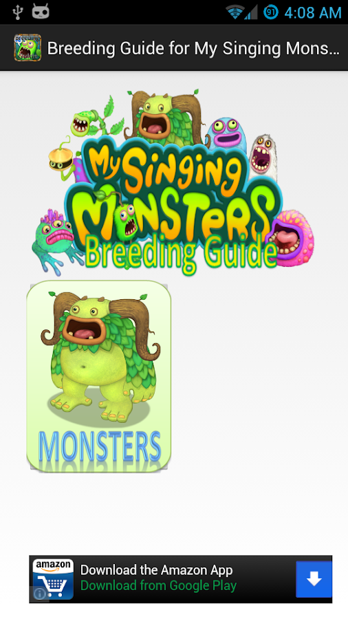 My Singing Monsters Guide - screenshot