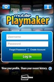 Mobile Playmaker Screenshot 1