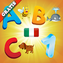 Italian Alphabet for Toddlers icon