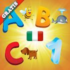 Итальянский алфавит для детей icon