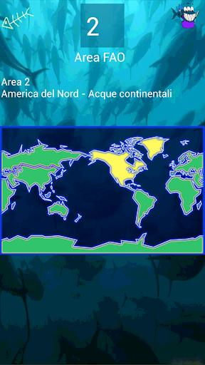 FAO Fishing Areas