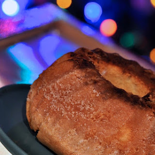 Holiday Rum Cake