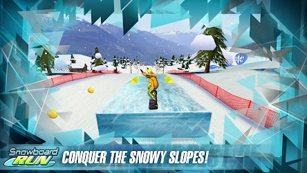 Snowboard Run v1.3 MOD Apk + OBB Data 1