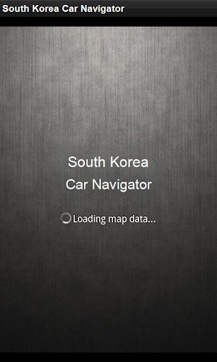 GPS導航 韓國