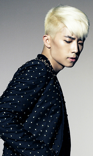 2PM Wooyoung Wallpaper -01