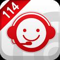 My114 - 전화번호안내 114 공식 앱 icon