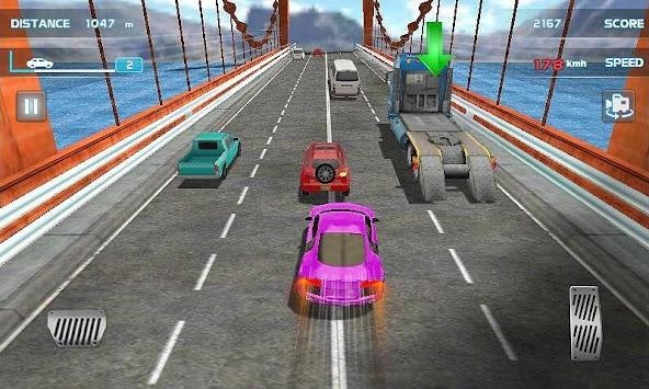 Turbo Driving Racing 3D APK screenshot thumbnail 2