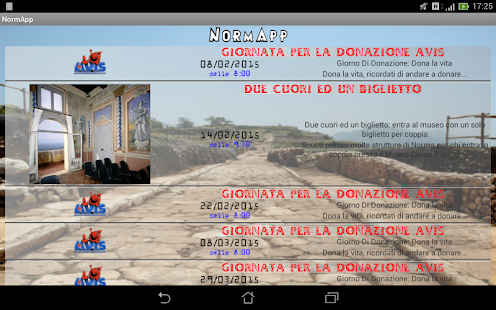 NormApp- miniatura screenshot