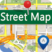 Let's go Street Map free