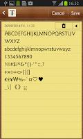 Screenshot of Goudy Sans FlipFont