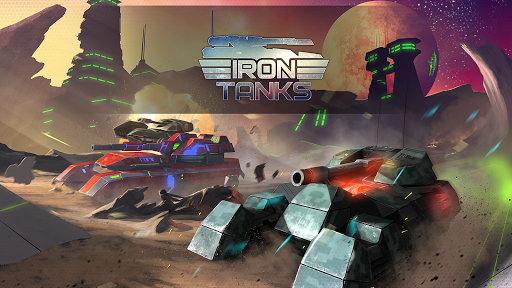 Iron Tanks v0.40 [Mod Money]