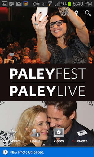 Paley Center TV Fan Connection