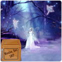 fairy sparkle night forest lwp icon