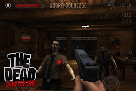 THE DEAD: Chapter One- screenshot thumbnail
