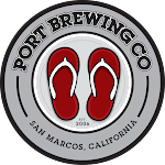 Logo of Port Pizza Port Board Meeting Brown