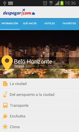 Belo Horizonte: Guía turística