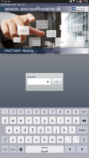 Partner Mobile - Lite