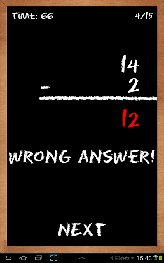 Math Training Pro - screenshot