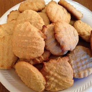 Peanut Butter Cookies I.