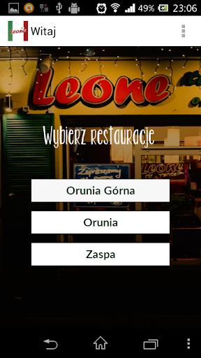 Leone Pizza