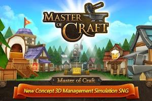 Screenshot of Master of Craft