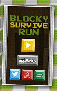 Minecraft Skin Survive Run