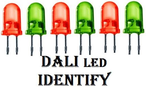DALI Led Color Identify No.