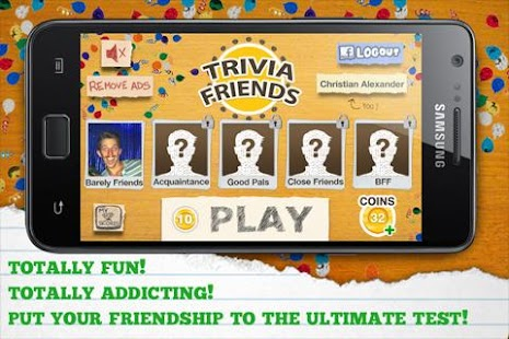 Trivia Friends- screenshot thumbnail