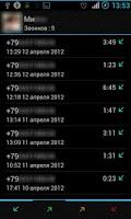 Screenshot of ICS Dialer (Trial)