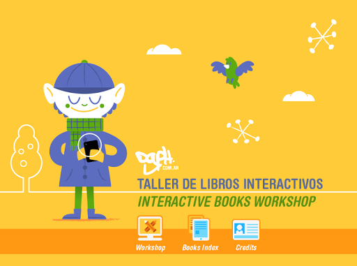 Interactive Books Workshop