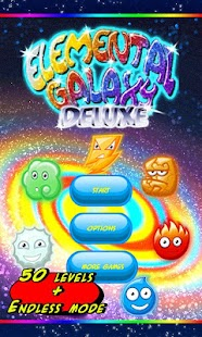 Elemental Galaxy Dx - Match3- screenshot thumbnail