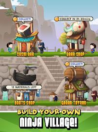 Ninja Fishing Screenshot 20