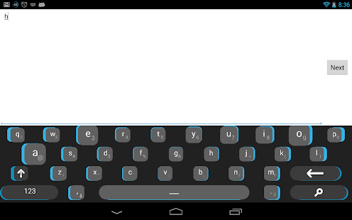 Dynamic Keyboard - Free - screenshot thumbnail