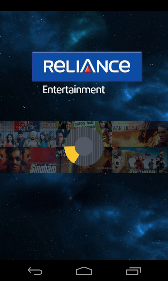 Reliance Entertainment- screenshot