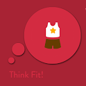 Think Fit! Affirmations icon