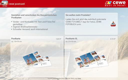 cewe postcard - Ihre Postkarte
