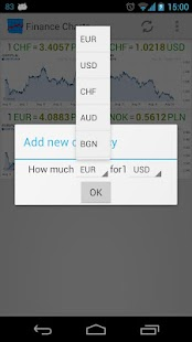 Finance Graphs Free - screenshot thumbnail