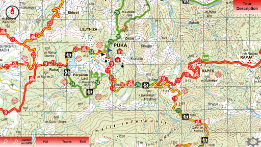 Mobile Apps for Android and iPhone - Hiking Project | Hiking Trail Maps