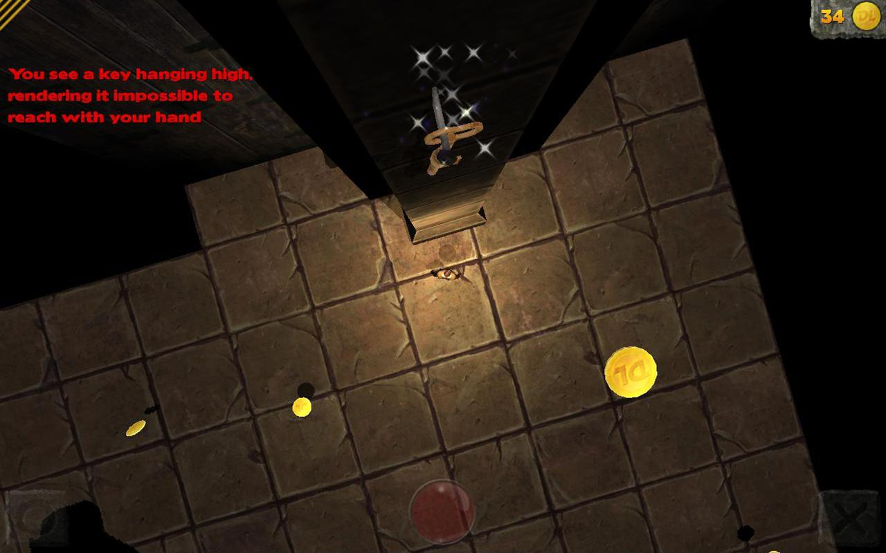 Dungeon Lurk RPG - screenshot