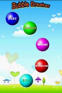 bubble breaker - screenshot thumbnail