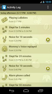 Baby Monitor & Alarm - screenshot thumbnail