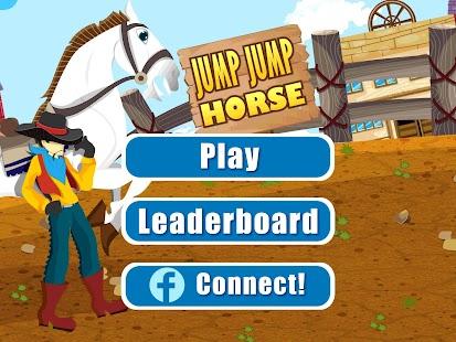 Jump Jump Horse