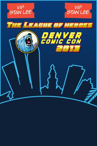 Denver Comic Con 2013