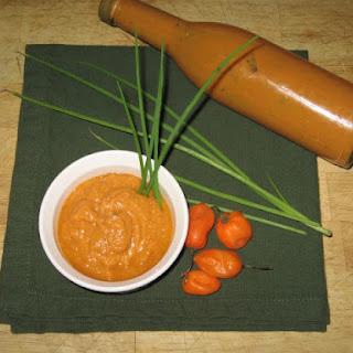 Belizean Style Habanero Sauce