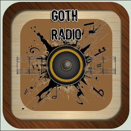 Goth Radio LOGO-APP點子