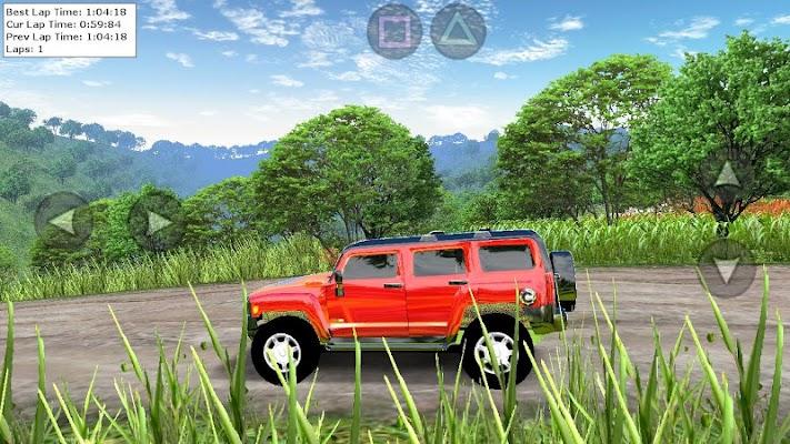 4x4 Rally: Off-Road Demo - screenshot