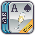 New Years Solitaire FREE logo